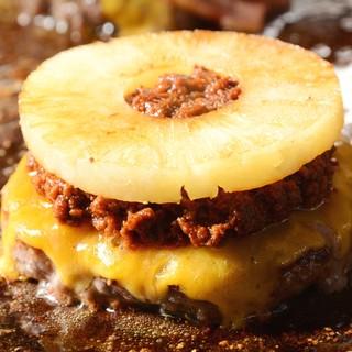 ◆複雑で繊細な味わい、THERISCO自慢のオリジナルパティ