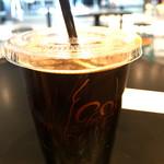 シアターコーヒー - アイスコーヒー