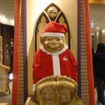 矗々家 - お店の近くでみつけたビリケンさん☆