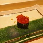 寿司割烹 魚紋 - いくら