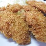 かつれつ食堂 - 魚フライ定食(魚フライ)ZOOM