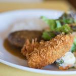 ジラソウ - 油炸牡蠣(かきフライ)