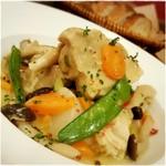 チビノバ - 豚バラ肉の煮込み