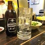 祖師谷大蔵の串屋横丁 - ホッピーセット¥450