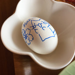 夢猫 - 可愛い絵の茹で卵♡