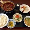 中国家常菜 しんた - 料理写真:四川風麻婆豆腐定食、750円です。