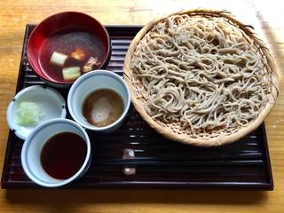 そば処 古楽 - 古楽三味、1000円です。