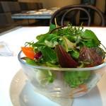 miura - 魚介のサラダ
