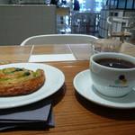 クチューム - エスカルゴピスタチオとコーヒー