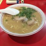 まるやす食堂 - ラーメン400円