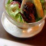 鉄板焼き 大和 - 前菜