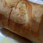 鉄板焼き 大和 - パン