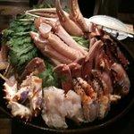 6500530 - 焼きと鍋用の蟹!