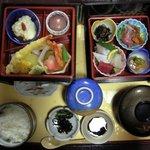 6500556 - 山海開き弁当(1400円)