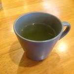 コピ ルアック - 最初のお茶