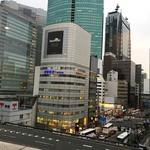 カーン・ケバブ・ビリヤニ - 窓からの風景