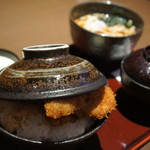 65002447 - 特製2段盛りタレカツ丼
