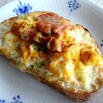ブーランジェリータナカ - お惣菜系パン