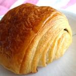 ブーランジェリータナカ - パン・オ・ショコラ