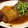 マツシマ - 料理写真:麻辣鸭(湖北省)