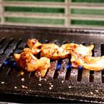 焼肉白金 - 味噌とんちゃん