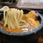 つけ麺丸和 - 麺リフト