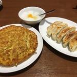 梅蘭 - 2017/03 餃子セット