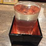 65010415 - ぬる燗酒 330円