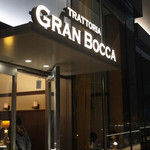 トラットリア グランボッカ -