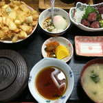 海鮮料理の店 岩沢 -