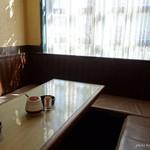水茶都 - 2017年2月 入って右側の個室っぽいところ