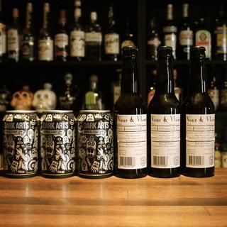 ソムリエがセレクトしたアメリカ西海岸ワインとクラフトビール