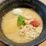 新麺 鯛出汁らーめん めで鯛 -