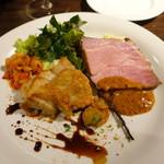 ア ターブル - 肉料理