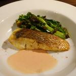 ア ターブル - 魚料理