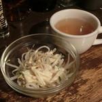 PINE - サラダ・スープ