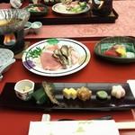 奈良パークホテル - 料理写真: