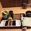 新宿 立吉 - 料理写真:お通しとソース