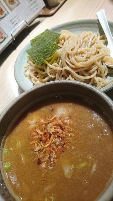 麺屋百式 権之助坂店 - 渡り蟹のつけ麺