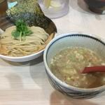 風天 - 濃厚魚介つけ麺 / 800円