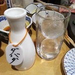 居酒屋 葉牡丹 - ダバダ火振