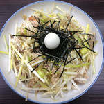 大黒家 - ネギチャー丼。こら食べると次の日までネギと一緒に過ごせます(笑)