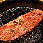 焼肉亭 - つぼ漬けハラミ