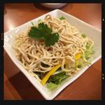 中華料理居酒屋 天府 - 干し豆腐のさっぱり和え 380円