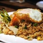 タイ料理 スワンナプームタイ - カオパッドクン
