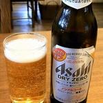 キッチンスヌーグ - ノンアルビール¥500(税込)