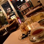 ヤトカフェ - キャラメルコーヒーパフェ
