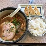 拉麺飯 龍伸 - 料理写真: