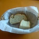 タベルナ イル ロカーレ - 焼き立てフォカッチャ