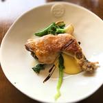 ビストロ ルパ - 鶏モモ肉のコンフィ